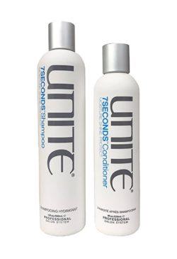 My Review: Unite 7 Seconds Shampoo & Conditioner