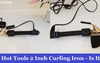 My Review: Hot Tools 2 Inch Curling Iron - Is It That Good?