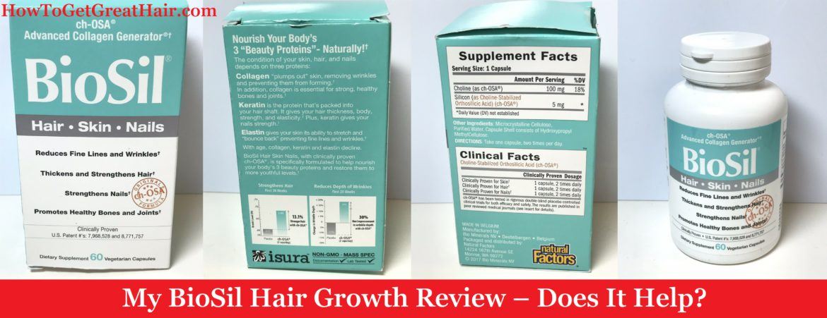 My BioSil Hair Growth Review (2020) – Does It Help?