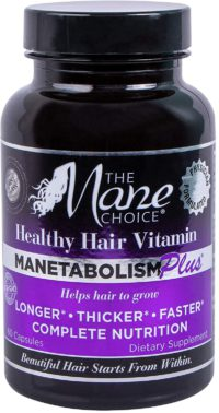 My Review: Mane Choice Hair Vitamins - Does It Work?