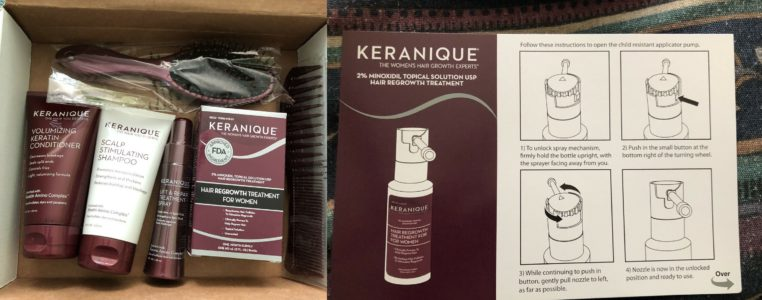 My Review: Keranique Hair Regrowth (2019) – Scam Or Legit?