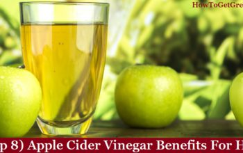 (Top 8) Apple Cider Vinegar Benefits For Hair