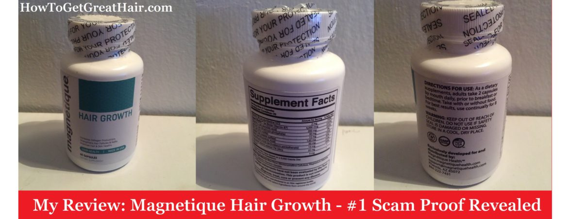 My Review: Magnetique Hair Growth (#1 Scam Proof Revealed)
