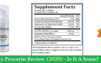 My Procerin Review (2020) - Is It A Scam?