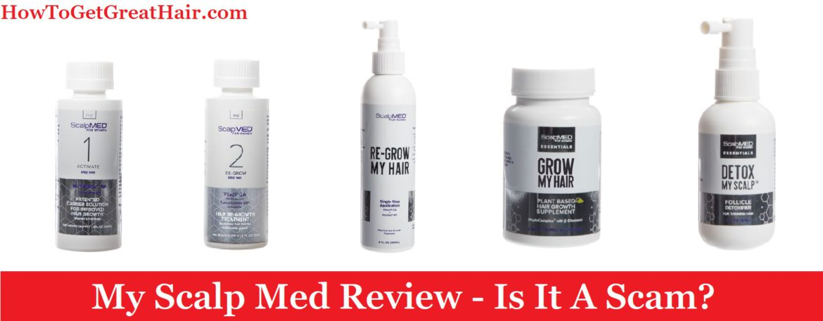 My Scalp Med Review (2019) - Is It A Scam?
