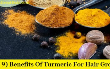 (Top 9) Benefits Of Turmeric For Hair Growth
