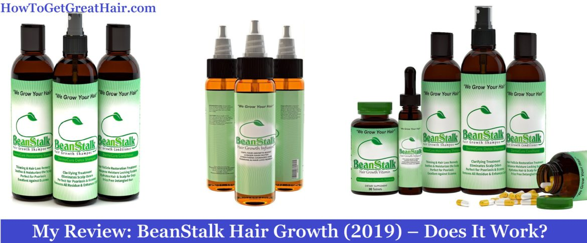 My Review: BeanStalk Hair Growth (2020) – Does It Work?