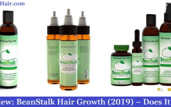 My Review: BeanStalk Hair Growth (2019) - Does It Work?