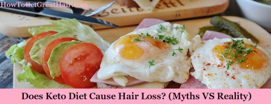 Does Keto Diet Cause Hair Loss? (Myths VS Reality)
