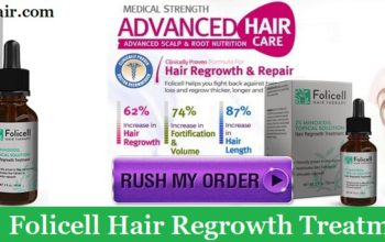 My Review: Folicell Hair Regrowth Treatment (2019) - Is It A Scam?