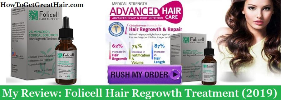 My Review: Folicell Hair Regrowth Treatment (2020) – Is It A Scam?
