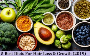 5 Best Diets For Hair Loss & Growth (2019)