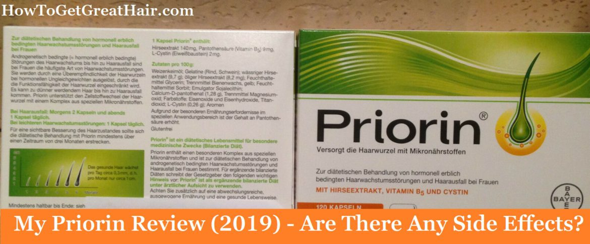 My Priorin Review (2019) - Are There Any Side Effects?