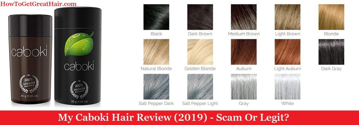 My Caboki Hair Review (2019) – Scam Or Legit?