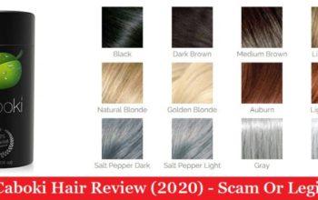 My Caboki Hair Review (2020) - Scam Or Legit?