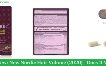 My Review: New Nordic Hair Volume (2019) - Does It Work?