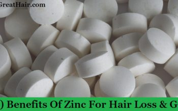 (Top 6) Benefits Of Zinc For Hair Loss & Growth (2019)