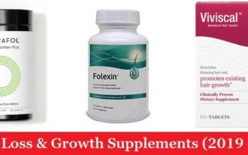 7 Best Hair Loss & Growth Supplements (2019 Guide)