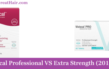 Viviscal Professional VS Extra Strength (2019) - What's The Difference?
