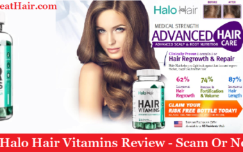My Halo Hair Vitamins Review (2019) - Scam Or Not?