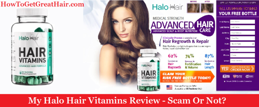 My Halo Hair Vitamins Review (2019) – Scam Or Not?