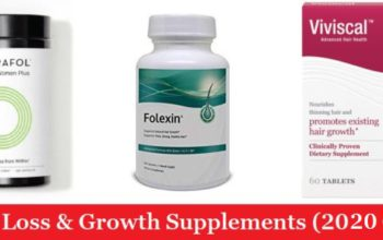 8 Best Hair Loss & Growth Supplements (2020 Guide)