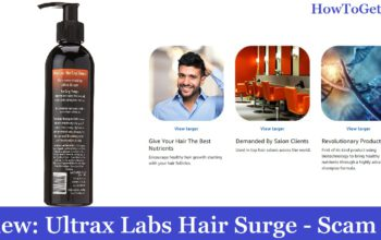 My Review: Ultrax Labs Hair Surge (2019) - Scam Or Not?
