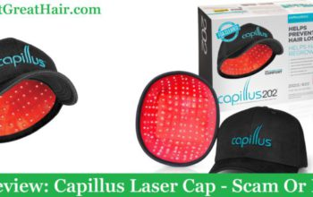 My Review: Capillus Laser Cap (2019) - Scam Or Legit?