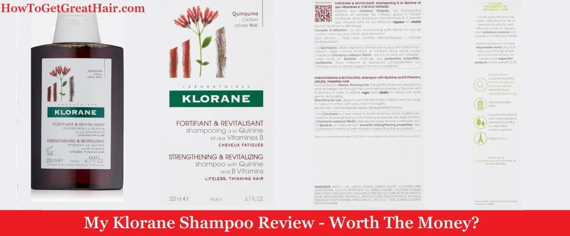 My Klorane Shampoo Review (2020) – Worth The Money?