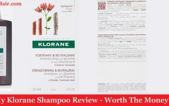 My Klorane Shampoo Review (2020) - Worth The Money?