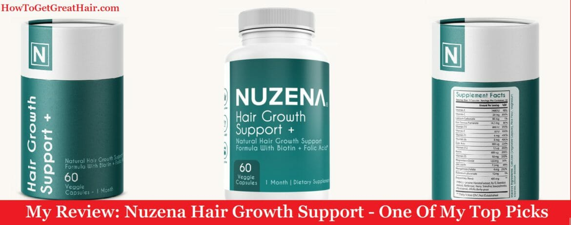 My Review: Nuzena Hair Growth Support (2021) – One Of My Top Picks