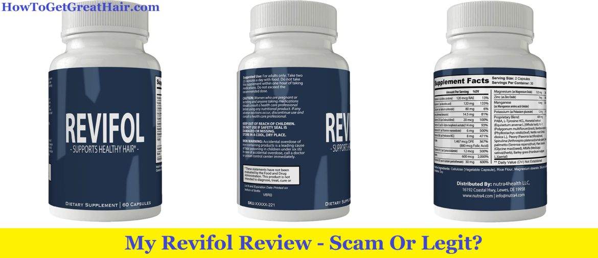 My Revifol Review (2020) – Scam Or Legit?
